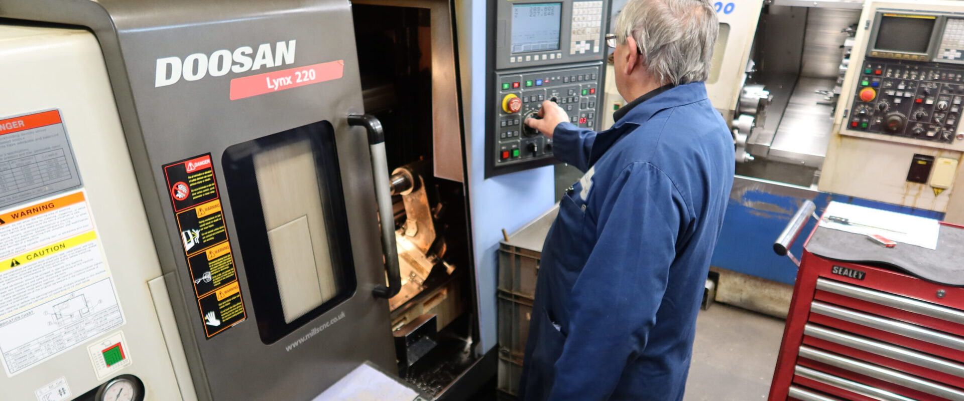 CNC Turning of Turned Parts Wiltshire