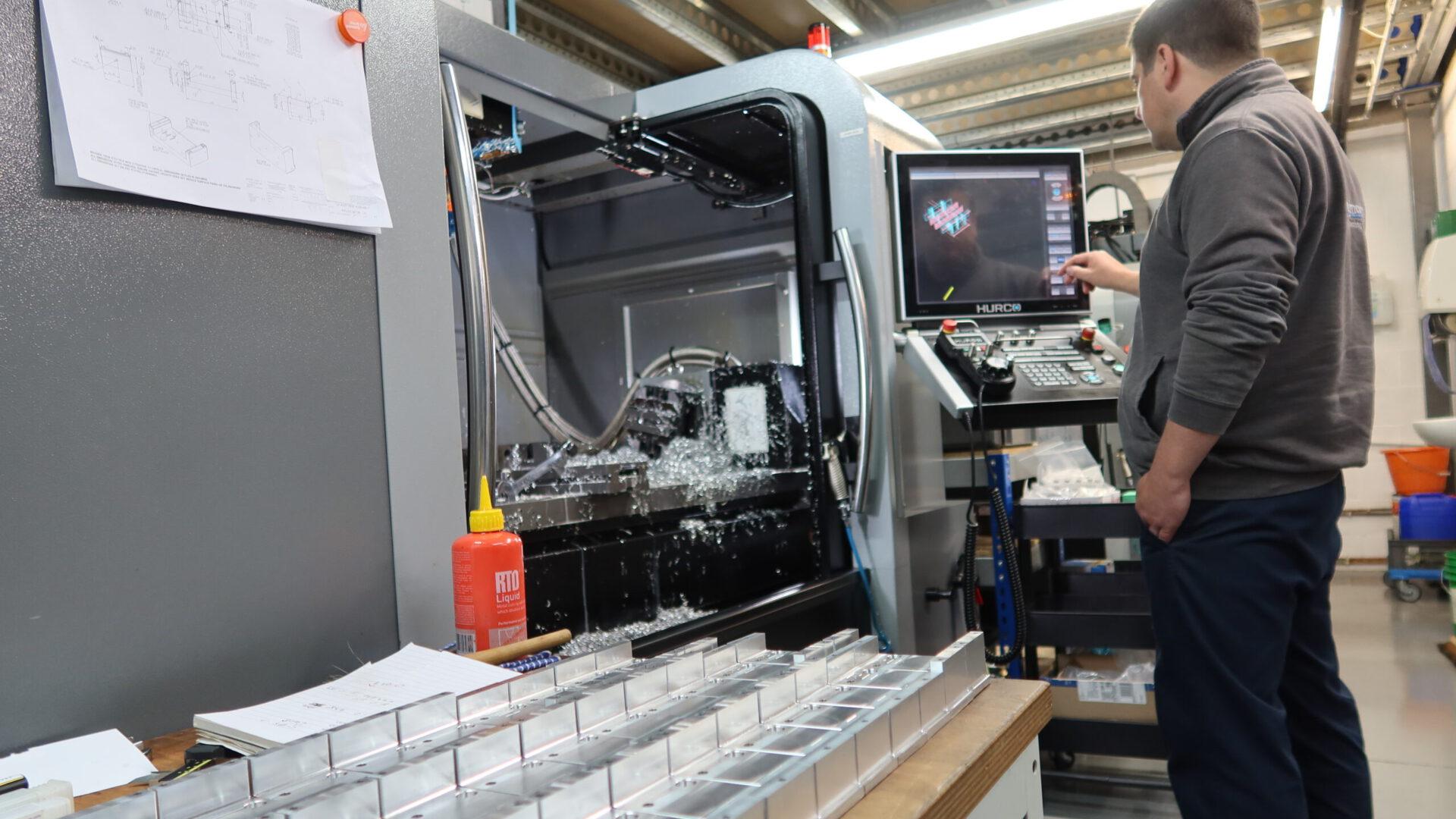 CNC Machining company Wiltshire, Hampshire, Bristol & Gloucester