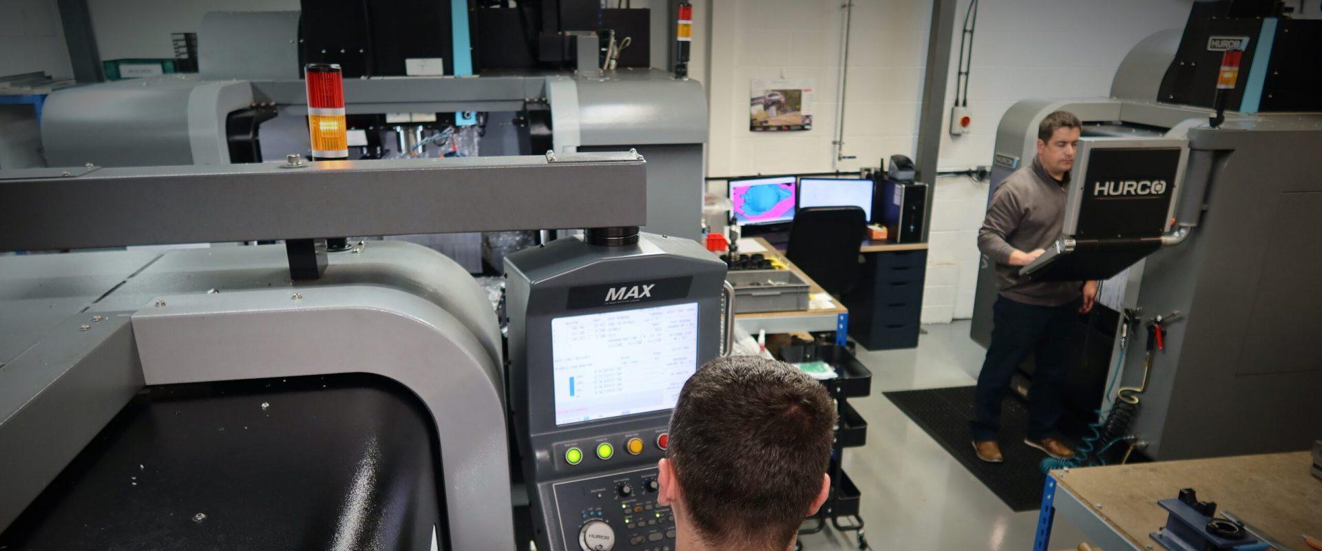 CNC Milling Wiltshire Fast Turnaround