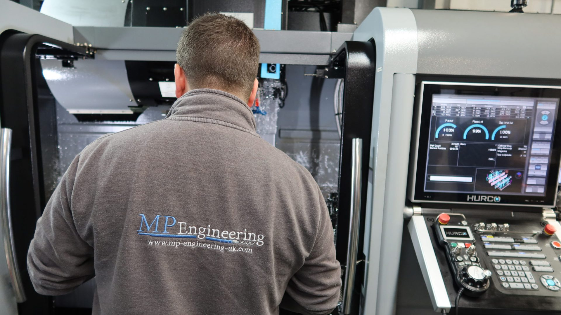 Subcontract Precision Machining Wiltshire